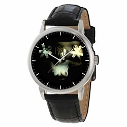 Daguerrotype Domination Bondage Fetish Vintage Art Gents Erotica Wrist Watch