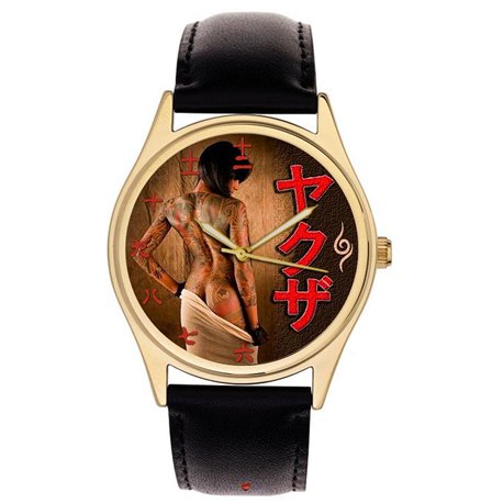 yakuza wrist watch