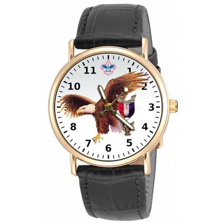 BOY SCOUTS - Classic EAGLE SCOUT Boys Wrist Watch
