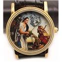 Rebekah Society - Collectible Biblical Art Wrist Watch