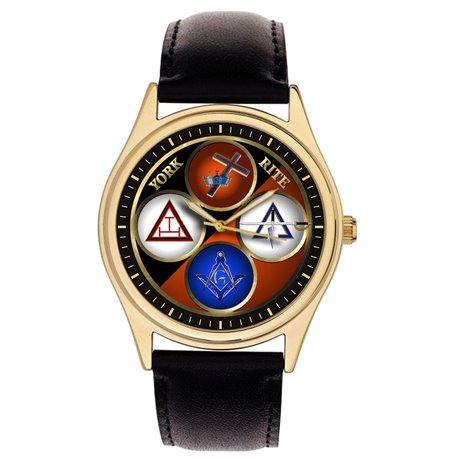 York Rite Watch