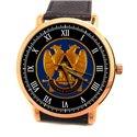 32nd Degree. Scottish Rite Freemasonry Symbolism Masonic Collectible Wrist Watch