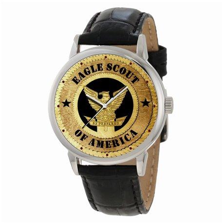 eagle scout wrist watch