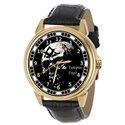 Symbolic Freemasonry / Masonic Skull Art Collectible Wrist Watch
