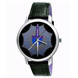 The Masonic Dagger. Symbolic Vintage Freemasonry Art Collectible Wrist Watch