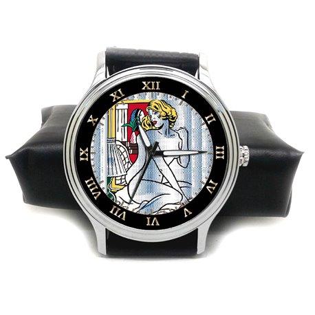 Roy Lichtenstein Wrist Watch