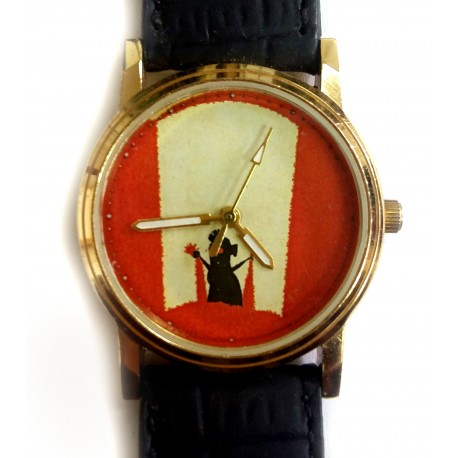 Ratatouille - Classic Hollywood Poster Art Collectible Wrist Watch
