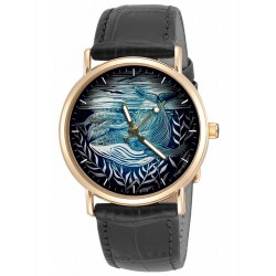 Humpback Whale Art Wrist Watch