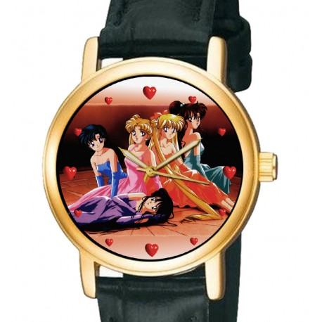 sailor moon wrist watch