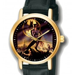 Catwoman - Collectible Feminism Batman Comic Fantasy Art Wrist Watch