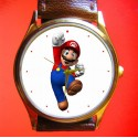SUPER MARIO BROTHERS - Collectible Wrist Watch