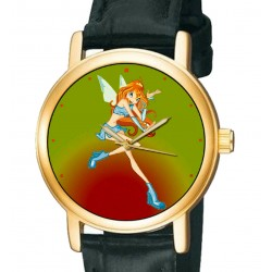 WINX CLUB - BLOOM - Collectible Girls' Comic Art Wrist Watch