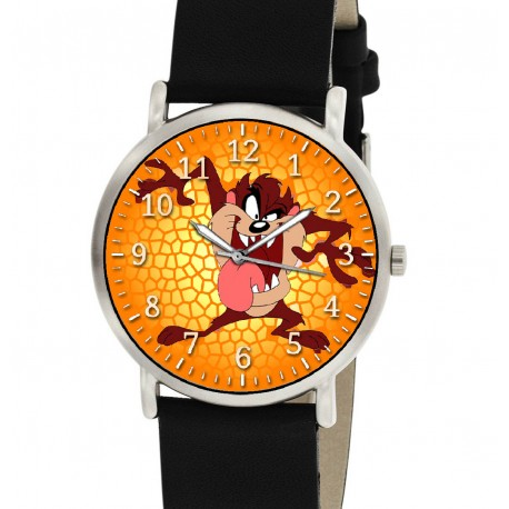 LOONEY TUNES - TAZ THE TASMANIAN DEVIL Classic Wrist Watch