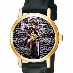 Deathnote Manga Wrist Watch