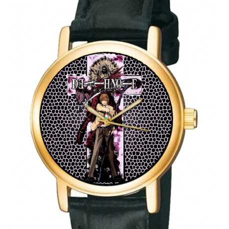 Deathnote Manga Wrist Watch
