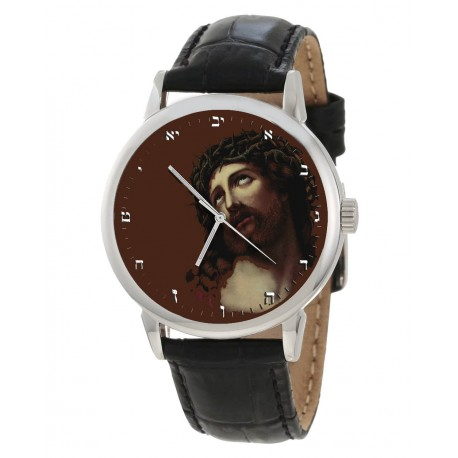 The Passion of Christ. Fantastic Collectible Christianity Wrist Watch