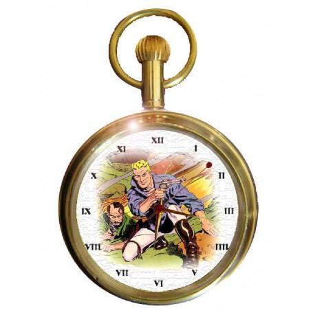 flash gordon pocket watch