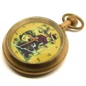 Phantom Pocket Watch - The Ghost Who Walks - Vintage Collage