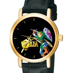 LEGEND OF ZELDA - Vintage Art Collectible Wrist Watch