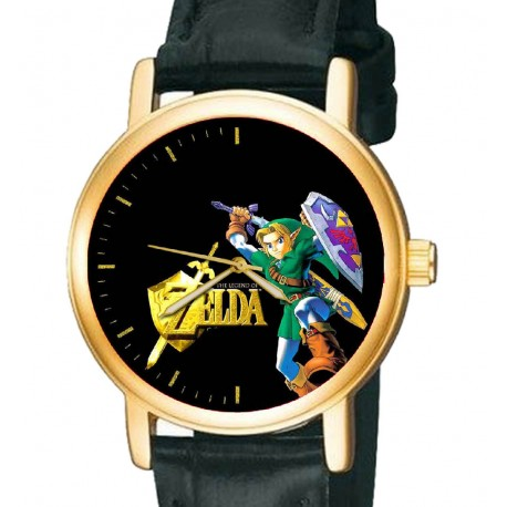LEGEND OF ZELDA - Vintage Art Collectible Wrist Watch