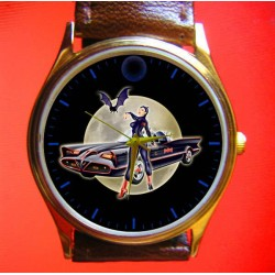 BATGIRL - Gothic Art Collectible Wrist Watch
