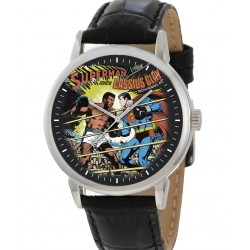 Superman vs Muhammad Ali Wrist Watch