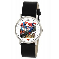 Spiderman v/s Superman Wrist Watch