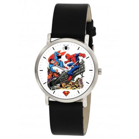 Spiderman v/s Superman Wrist Watch