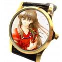 INUYASHA - Flame Red Art Collectible Manga Wrist Watch