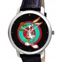 Bugs Bunny, Looney Tunes, Merry Christmas! - Collectible Adult Size Wrist Watch