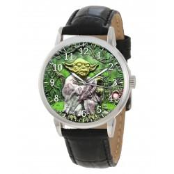 STAR WARS - Yoda, the Jedi Knight, Original Art Collectible Wrist Watch