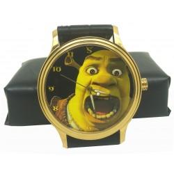 Shrek! Large Adult Size Original Comic Art Collectible Wrist Watch