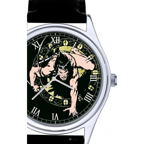 TARZAN - Edgar Rice Burroughs Original Art Collectible Wrist Watch