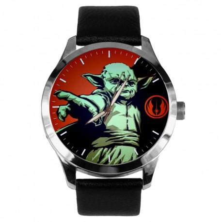 YODA, the Jedi Knight, Fantastic 38 mm STAR WARS Collectible Wrist Watch