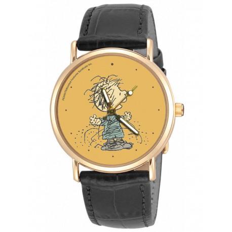pigpen peanuts wrist watch