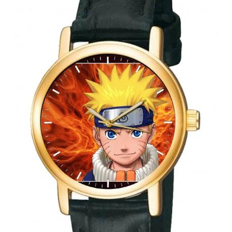 Naruto - Japanese Manga Collectible Wrist Watch