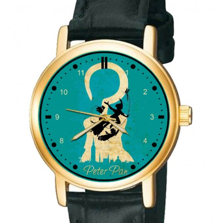 Peter Pan Collectible Wrist Watch