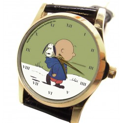 PEANUTS: Good Ole Charlie Brown Wrist Watch