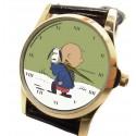 PEANUTS: Good Ole Charlie Brown Wrist Watch