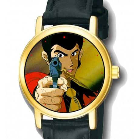 LUPIN III - Japanese Manga Collectible Wrist Watch