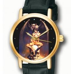 VAMPIRELLA - Vintage Colors Comic Art Wrist Watch