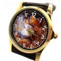 Alice in Wonderland Lewis Carroll Impressionist Art Collectible Wrist Watch