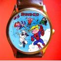 DENNIS THE MENACE - Spiderman! Boys' collectible Wrist Watch