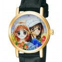 ULTRAMANIAC - Classic Japanese Manga Art Unisex Collectible Wrist Watch