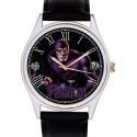 The Phantom, the Ghost Who Walks, Stunning Lee Falk Original Action Art Wrist Watch