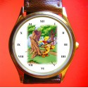 Winnie the Pooh - The Hundred Acre Woods Collectible Wrist Watch