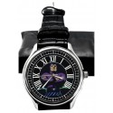 The Phantom, the Ghost Who Walks, Stunning Lee Falk Original Art Wrist Watch