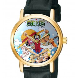 ONEPIECE - One Piece Classic Japanese Manga Anime Vintage Art Wrist Watch