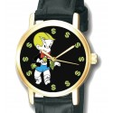 Richie Rich Vintage 1960s Comic Art Classic Collectible 30 mm Solid Brass Wrist Watch