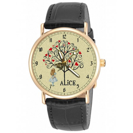 Alice in Wonderland Disney Collectible Wrist Watch